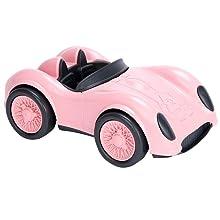 Green Toys Pink Racing Car