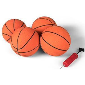 SportPlus SP-BS-100 Juego de Canastas de Baloncesto Plegable con ...