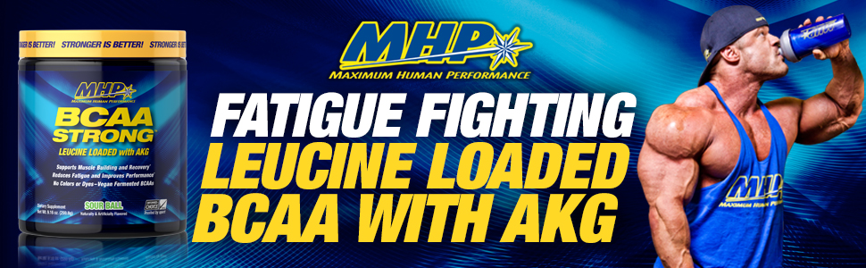 leucine loaded, BCAA with AKG, fatigue fighter