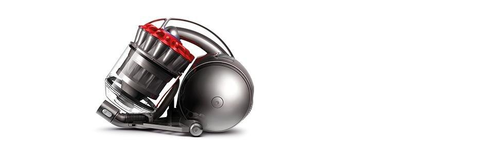 Dyson Ball Stubborn 2 Aspiradora de trineo, 193 W, 1.8 litros, 80 Decibelios, Rojo: Amazon.es: Hogar