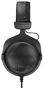 Beyerdynamic DT 880 PRO DT770 studio professional headphones over-ear mixing monitor closed-back