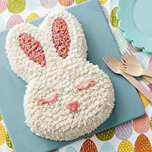 Bake Your Bunny Cake