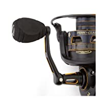 Prepared to handle bottomfishing, kelp fishing, heavy lures, and other heavy-duty applications