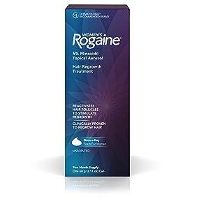 Women's ROGAINE Hair Loss & Thinning Treatment
