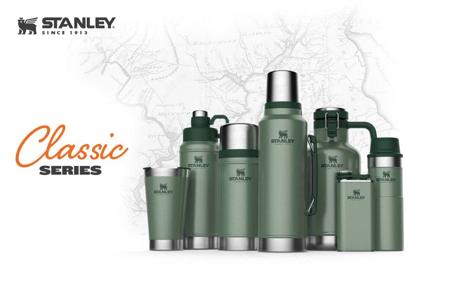 Classic Series Bottles Stanley