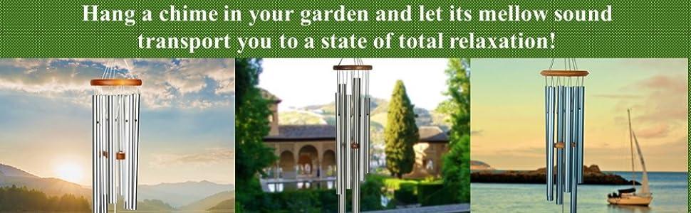 garden chimes