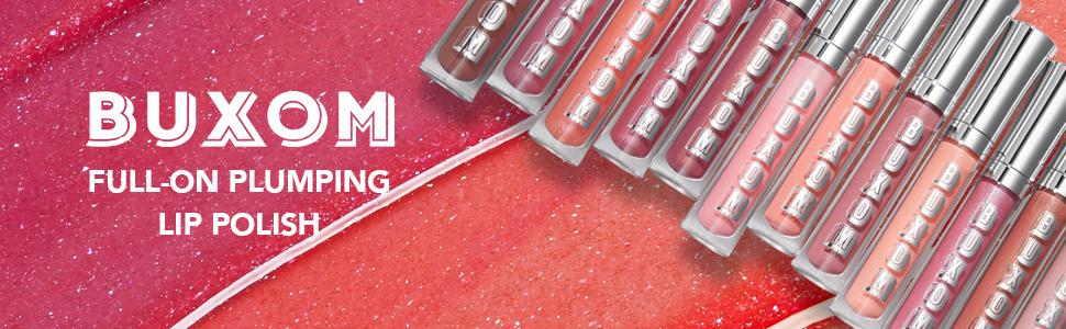 Full-on plumping lip polish