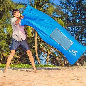 Beach Traveling Camping Picnics & Music Festivals