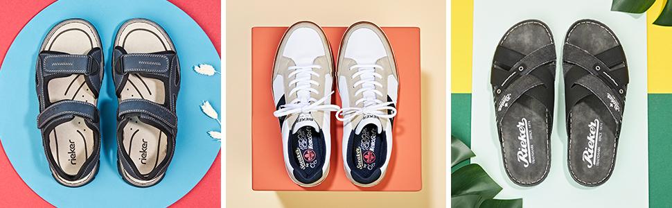 Rieker Anti-Stess Shoes Spring Summer