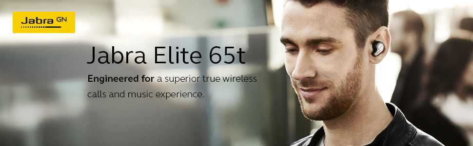 Jabra Elite 65t for calls and music