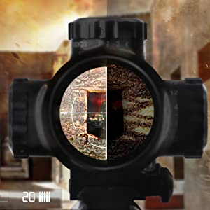 Spot Hidden Enemies Black eQualizer (BenQ ZOWIE XL2411P)