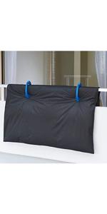 洗濯用品 洗濯小物 布団干し袋