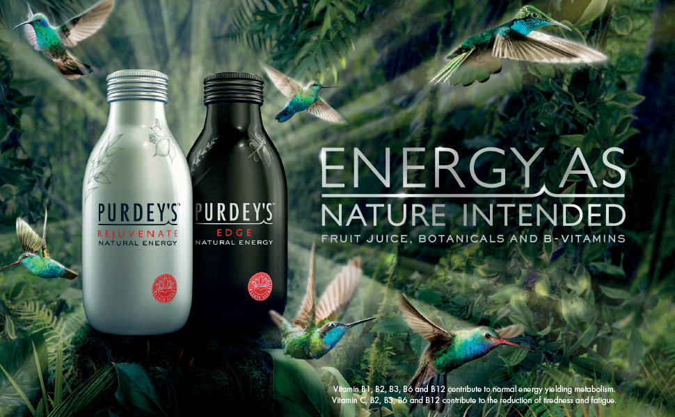 Purdey's Natural Energy