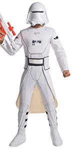 Child Deluxe Snowtrooper Costume