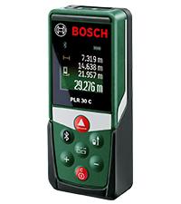 Bosch Home and Garden 0603672707 Bosch Medidor l/áser de distancias Zamo Set 1.5 V 3.a generaci/ón, Alcance: 0,15 /– 20,00/m, en Caja