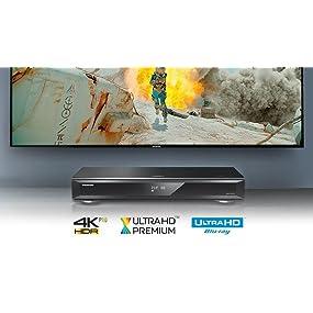 Der Videorecorder für das Ultra HD Zeitalter