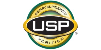 USP Verified for Purity and Potency