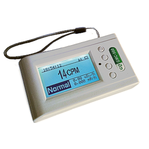 GQ GMC-500 Plus Geiger Counter Nuclear Radiation Detector Dosimeter Monitor Data Logger With WiFi