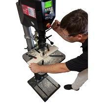 NOVA, Voyager, Drill Press, DIY, Drilling, DVR, Striatech