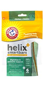 Arm & Hammer, Treats, Dog Treats, Helix, Smartbars
