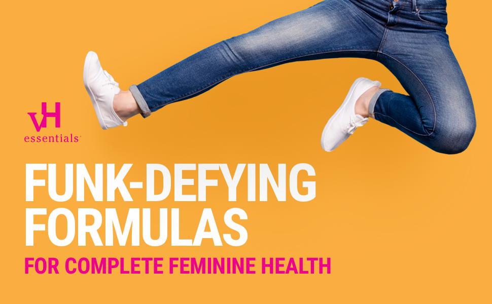 vH essentials, vaginal odor, vaginal health, feminine hygiene