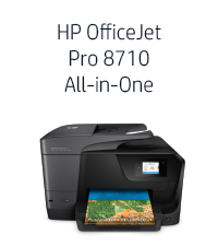 Amazon com: HP OfficeJet Pro 8710 All-in-One Wireless