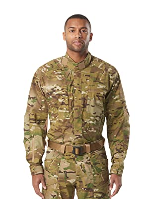 5.11 tactical XPRT Multicam shirt