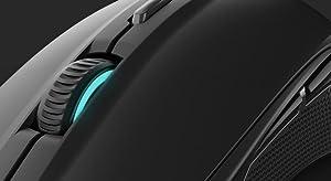 SteelSeries Rival 100 mouse ottico da gioco