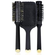 brushes hairstyle hairstyling stylist brush hairbrush anti-static lift waves treat lift martino