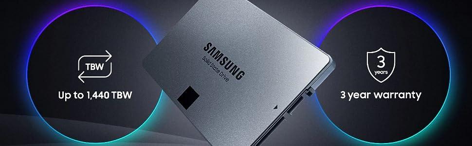 Samsung, SSD, warranty