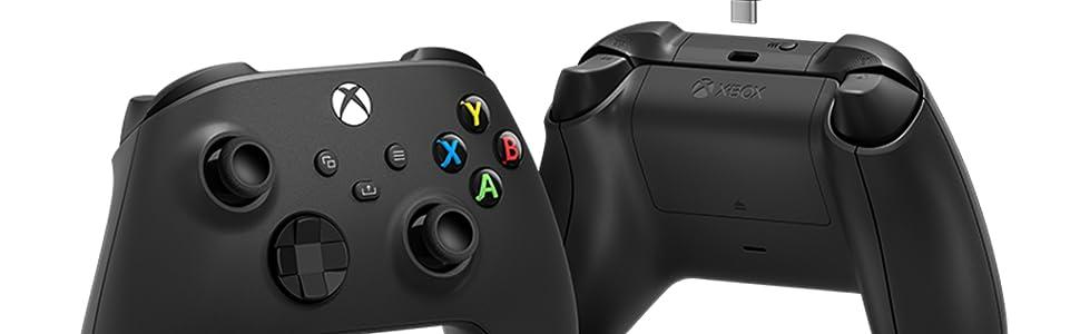 xbox;controller;xbox controller;black controller