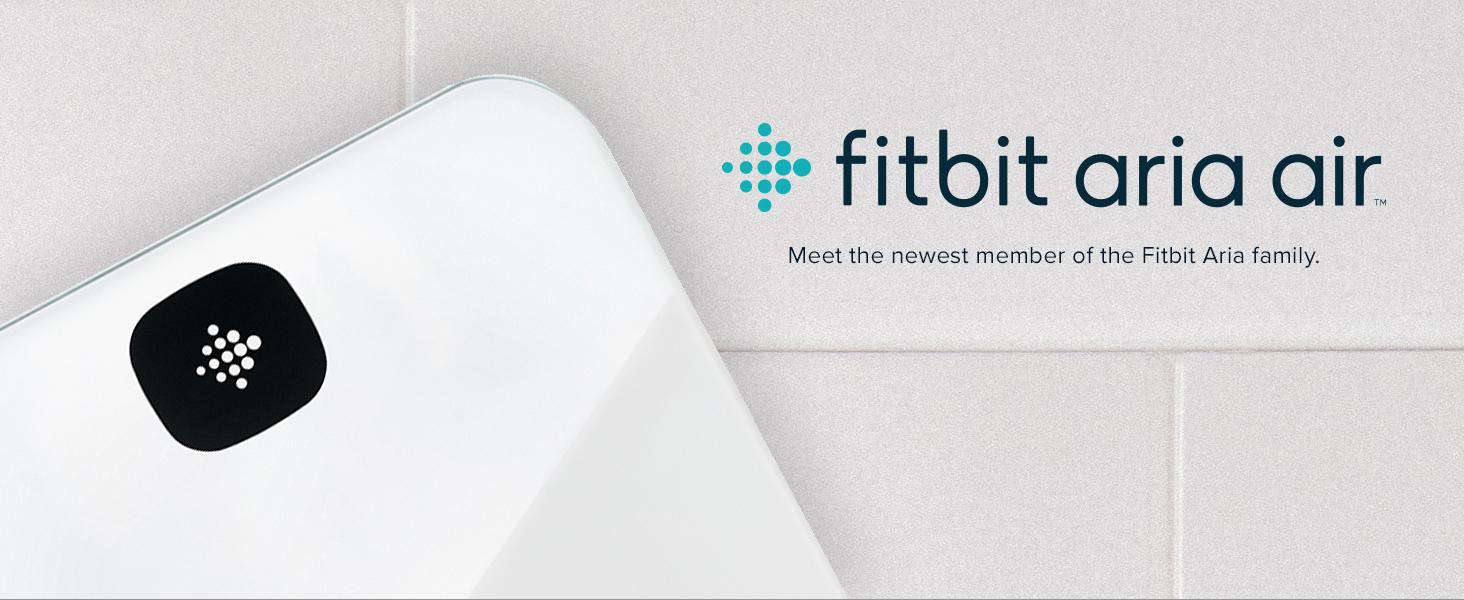 fitbit Aria Air scale