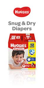 Snug and Dry Diapers
