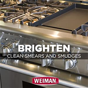 Brighten Clean Smears and Smudges