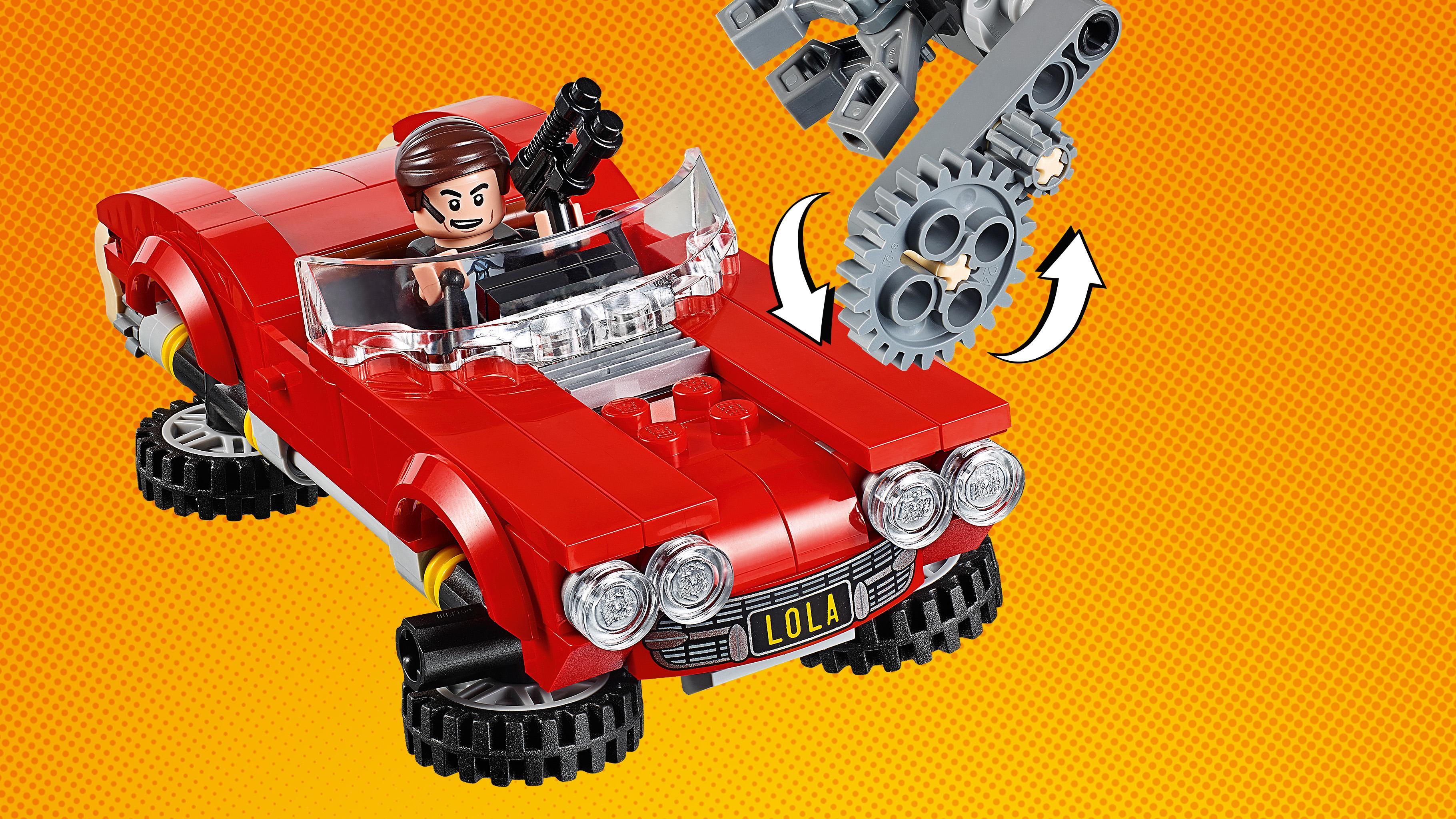 Lego Super Heroes-76077 Envía a Iron Man a rescatar a