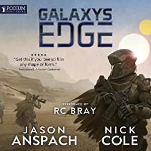 military sci-fi, R.C. Bray, audiobook, action, legionnaire audio