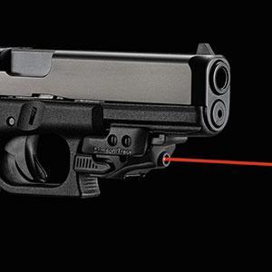 Crimson Trace Rail Master CMR-201 Red Universal Laser Sight