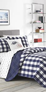 bed quilts;bed quilts;fullbed quilts; queen;bed quilts queen set;blue and white quilts;queen size