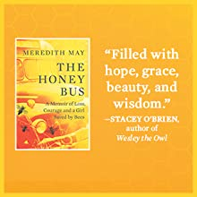 """Filler with hope, grace, beauty, and wisdom.""-Stacey O'Brien"