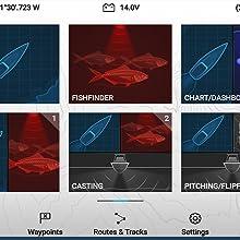 raymarine element sonda plotter gps lighthouse