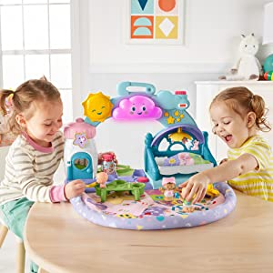 Fisher-Price Little People 1-2-3 Babies Playdate Multicolor