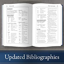 updated bibliographies