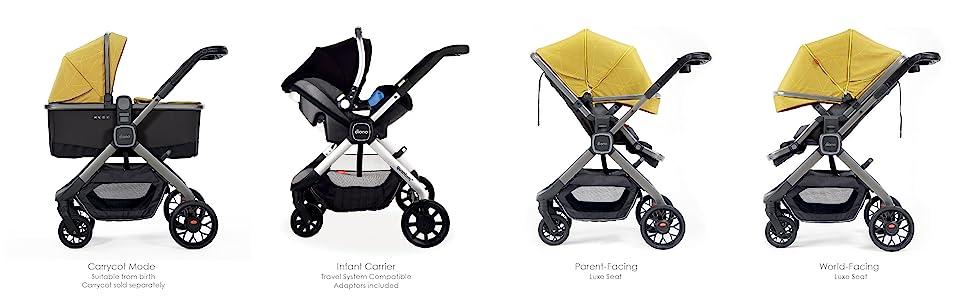 Multi-Mode Stroller