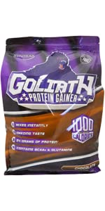 Syntrax Goliath Weight Gainer