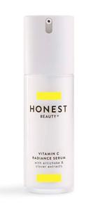 Honest Co natural ingredients organic beauty make up mascara glow full lash blush lipstick longer