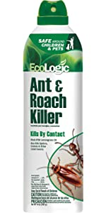 ... EcoLogic(R) Ant & Roach Killer (Aerosol) ...