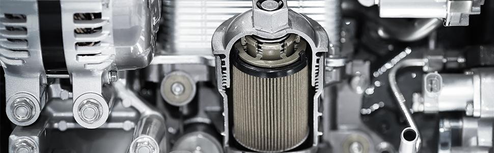 Febi Bilstein 32103 Ölfilter Mit Dichtring 1 Stück Auto