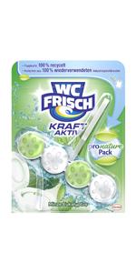 WC FRISCH Pro Nature Pack