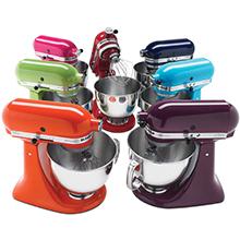 Mixer colors, Artisan, Stand Mixer, Mixer
