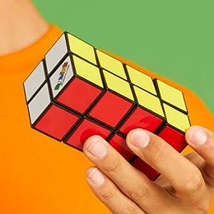 Solved Rubik's Tower